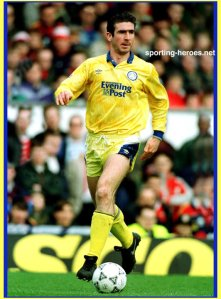You probably just know him as a talented French actor, but last time we had a London Weighting rise, this guy was playing football. For LEEDS!