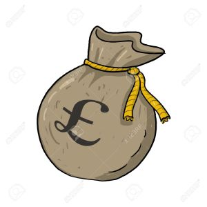 9640751-Sack-of-money-with-pound-sterling-sign-illustration-Green-sack-of-money-drawing-Isolated-money-bag-w-Stock-Illustration