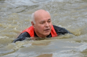 IDS out of his depth again