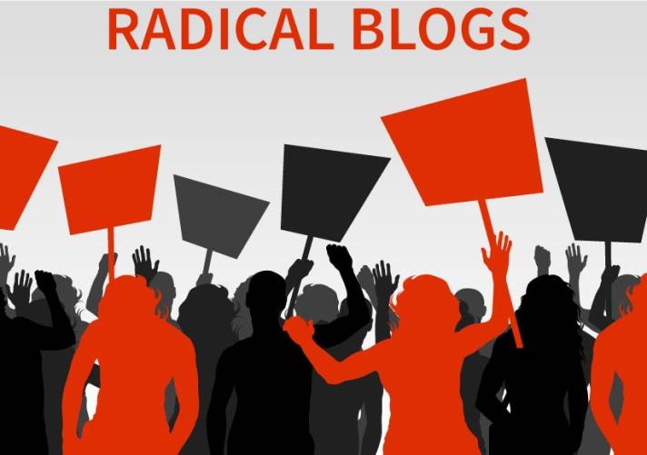 radicalvoiceslogowithblogstext